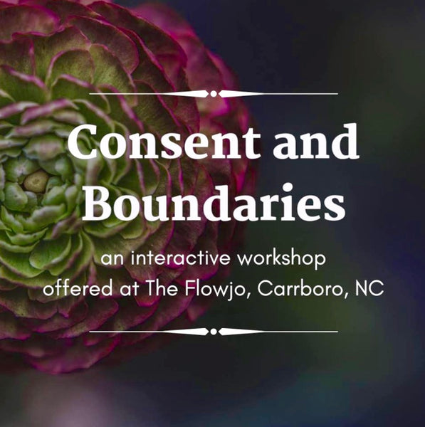 Consent and Boundaries
