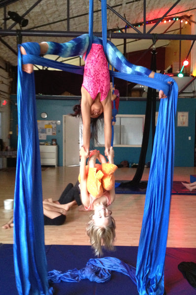 Kid's Beginner Aerial Ages 8-13