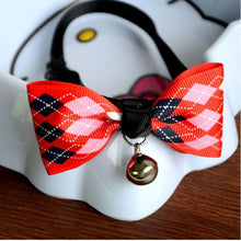 Load image into Gallery viewer, Classic Cat Bow Tie Collar - The Pet Supply