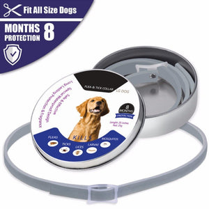 Flea Collar - Natural Essential Oils - The Pet Supply