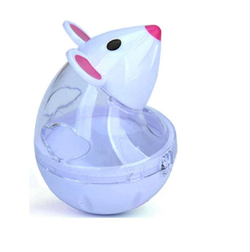 Snack and Treat Incentive Toy Mouse - The Pet Supply