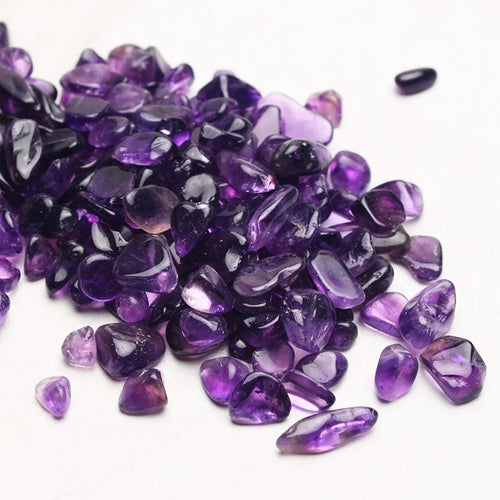 Amethyst Aquarium Pebbles - The Pet Supply