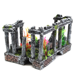 Underwater Palace Ruins - The Pet Supply