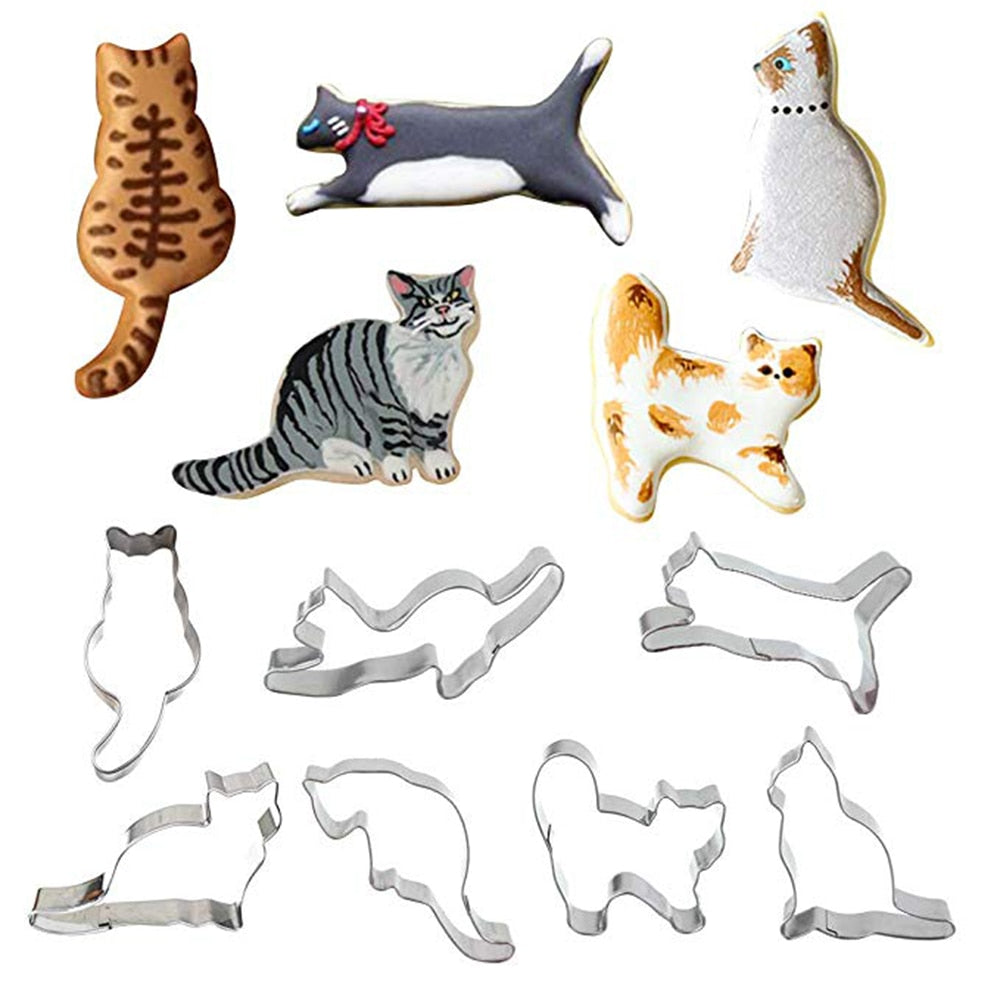 Kitty Cookie Cutter - The Pet Supply