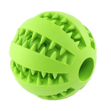 Load image into Gallery viewer, Toothy Dog Treat Chew Ball