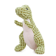 Load image into Gallery viewer, Cuddly Dinosaur Chew Toy - The Pet Supply