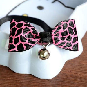 Classic Cat Bow Tie Collar - The Pet Supply