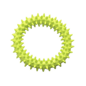 Spiky Ring Molar Chew Toy - The Pet Supply