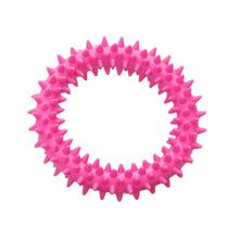 Load image into Gallery viewer, Spiky Ring Molar Chew Toy - The Pet Supply