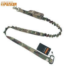 Load image into Gallery viewer, Nylon Stretch Tactical Dog Leash