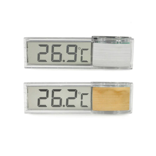 LCD Stick-on Aquarium Thermometer - The Pet Supply