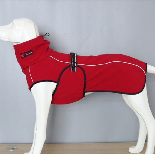 Waterproof Polyester Shell Jacket - The Pet Supply