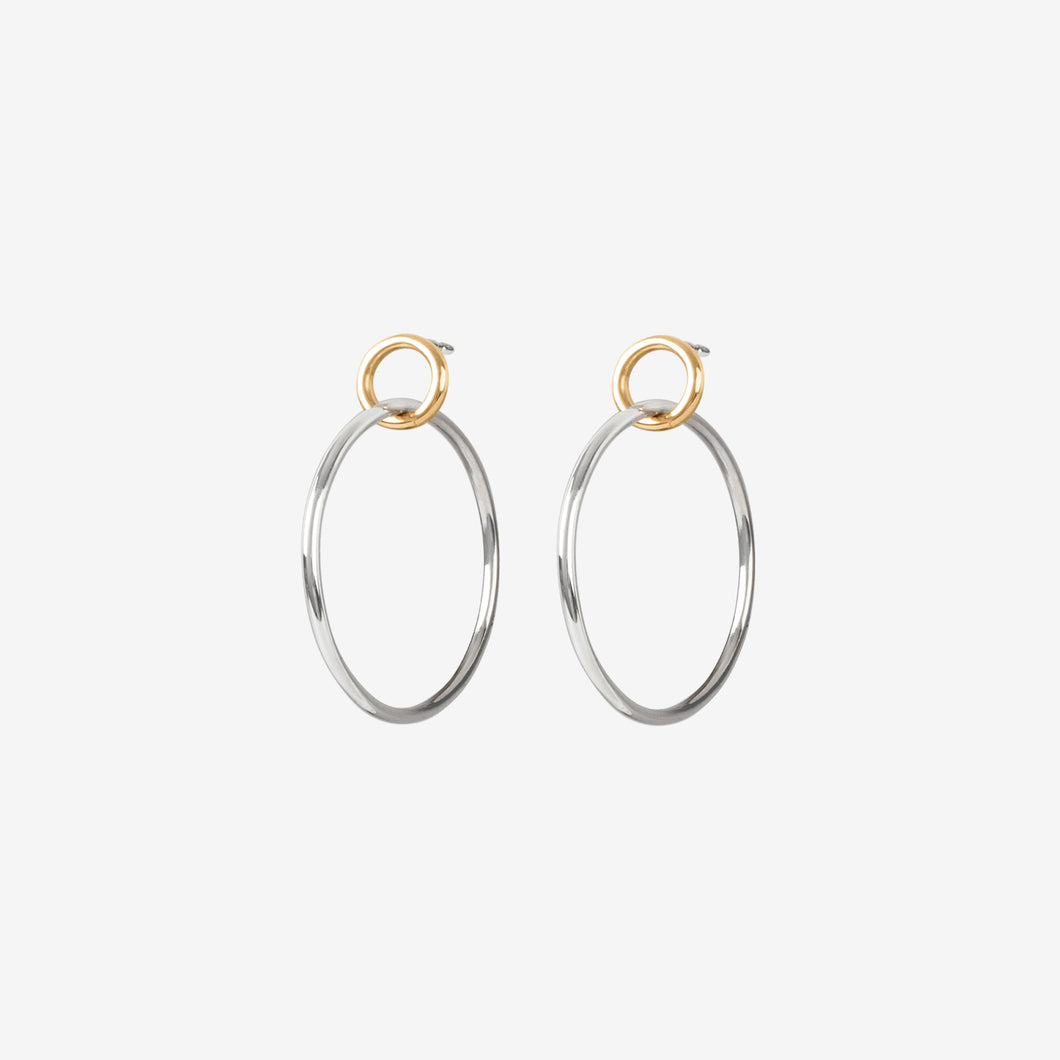 Alexandre Hekkers Earrings Doppio