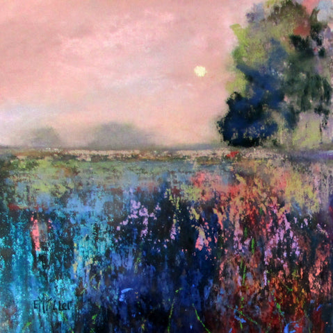 *SOLD*'NIGHTFALL' BY EVE MILLER