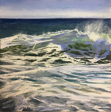 "*SOLD* ""MOMENTUM"" BY JEANNE ROSIER SMITH"
