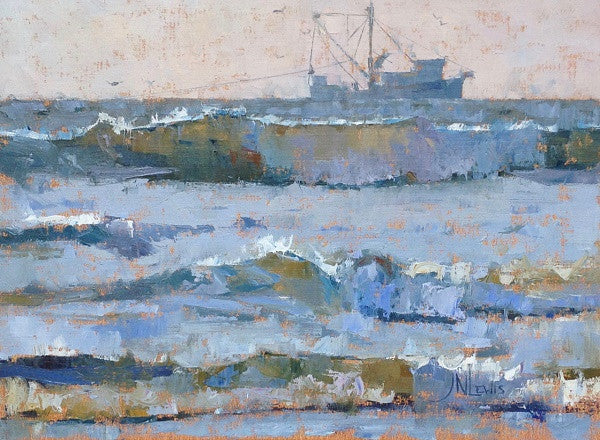 'ATLANTIC MORNING' BY JAMES NELSON LEWIS