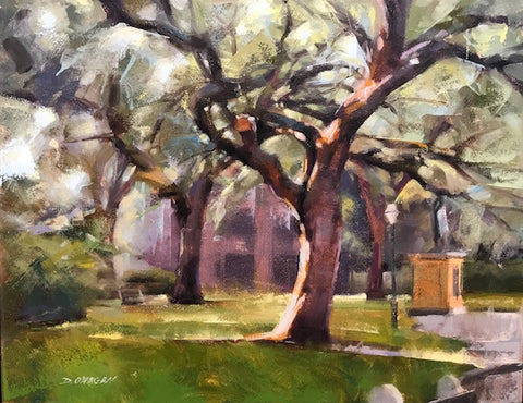 "*SOLD* ""CHARLESTON MIST"" BY DESMOND O'HAGAN"