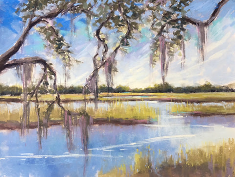 'LOW COUNTRY LIGHT' BY CECILIA MURRAY