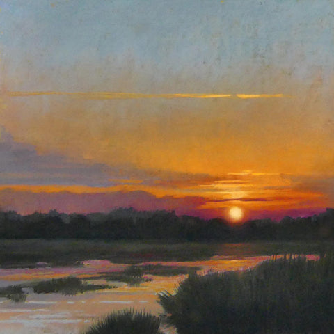 """EVENING APPROACHES"" BY LIZ HAYWOOD-SULLIVAN"