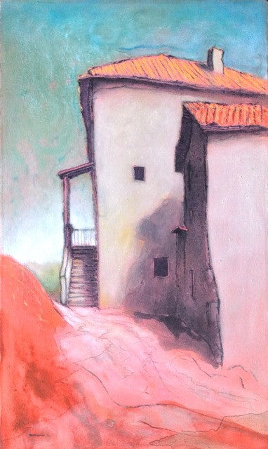 'CORNER HOUSE (CADIGNAC)' BY ANDY NEWMAN