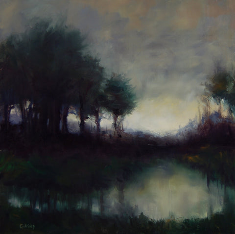 *SOLD*'DAYBREAK' BY SUSAN GILKEY