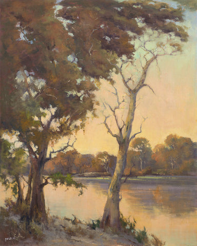 "*ON HOLD*""DOWN BY THE RIVER"" BY MARY GARRISH"