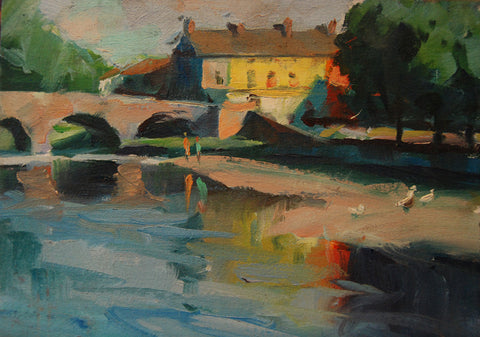'COUNTY WEXFORD, IRELAND' BY MARGARET DYER