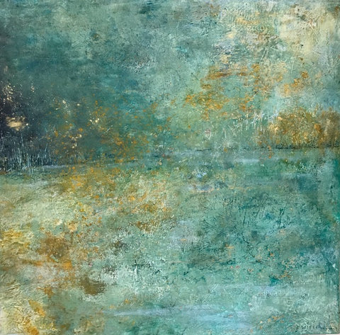 *SOLD* 'EDGE OF THE SEASON' BY FLO ULRICH