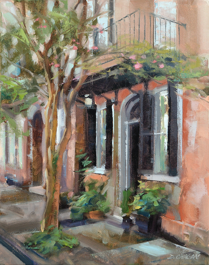 'FRENCH QUARTER' BY DESMOND O'HAGAN