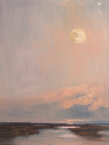 """FULL MOON RISING"" BY MARY GARRISH"