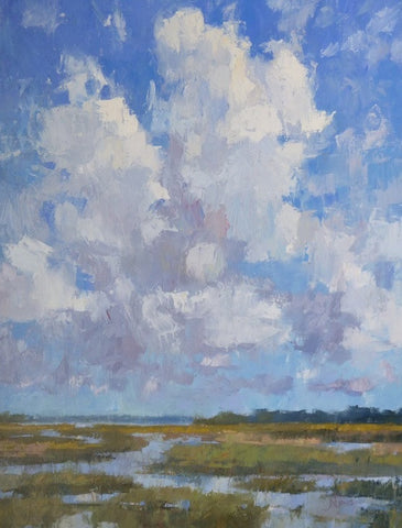 *SOLD* 'HIGH TIDE HIGH NOON' BY JAMES LEWIS
