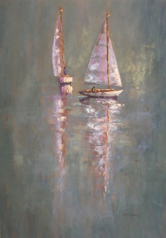 'TRANQUIL WATERS II' BY CECILIA MURRAY