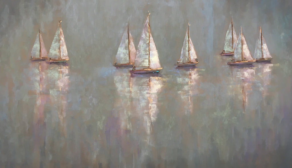'SERENITY ON THE BAY' BY CECILIA MURRAY