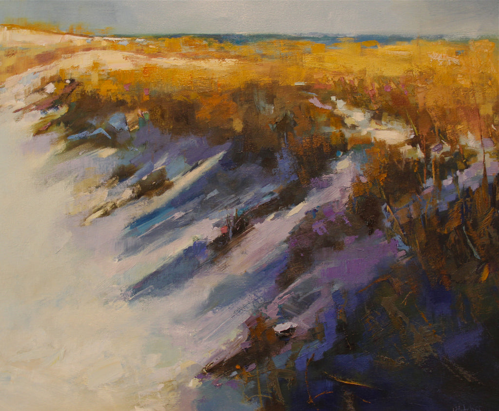 "*SOLD*""MY HEART IS WITH THE DUNES"" BY ANN WATCHER"
