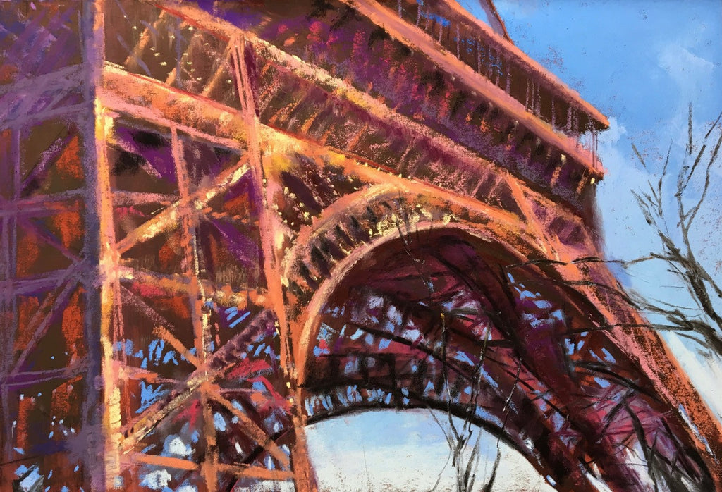 'LA TOUR EIFFEL' BY JEANNE ROSIER SMITH