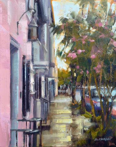 'LIGHT RAIN, CHARLESTON' BY DESMOND O'HAGAN