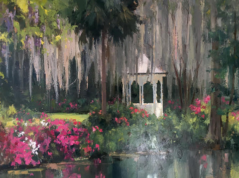 """MAGNOLIA PLANTATION"" BY JAMES NELSON LEWIS"