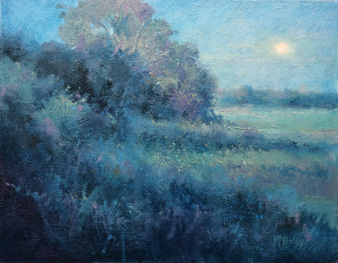 'MOONLIT PADDOCK' BY RICHARD MCKINLEY