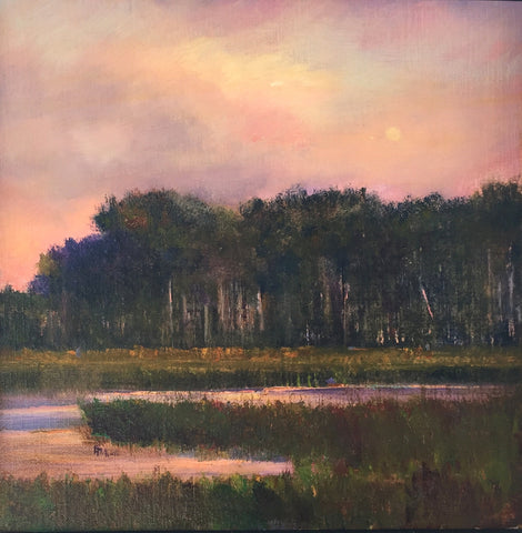'EVENING SERENITY' BY EVE MILLER