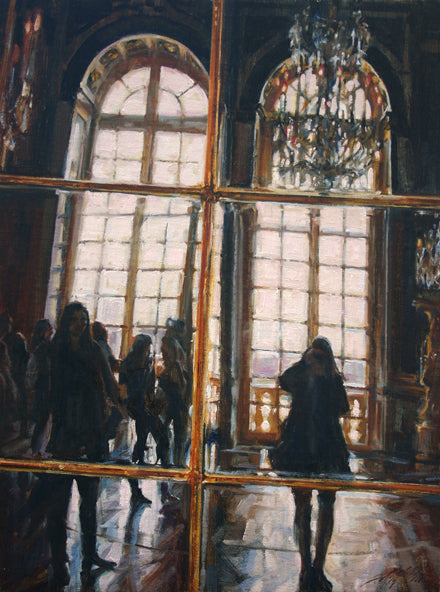 'HALL OF MIRRORS' BY LISA MOZZINI-MCDILL