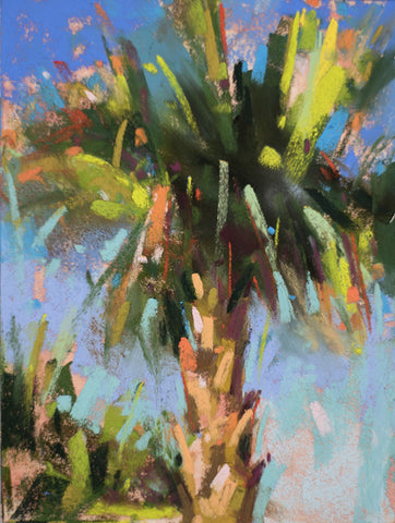 *SOLD* 'PALMETTO DREAMS' BY ALAIN PICARD