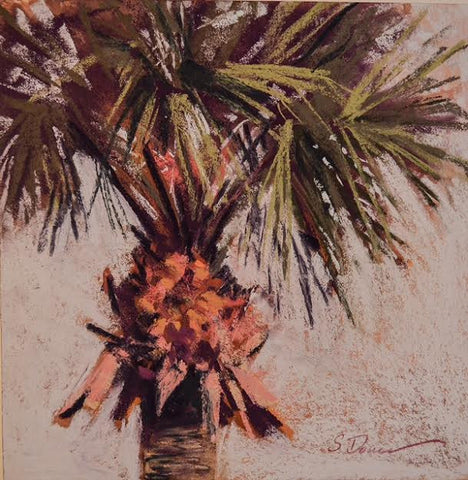 """PALMETTO I"" BY SANDRA DONNELLAN"