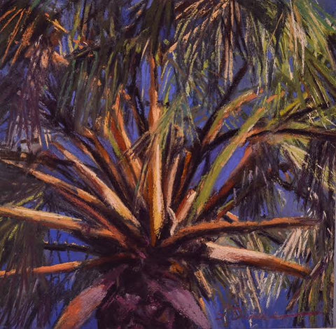 """PALMETTO V"" BY SANDRA DONNELLAN"