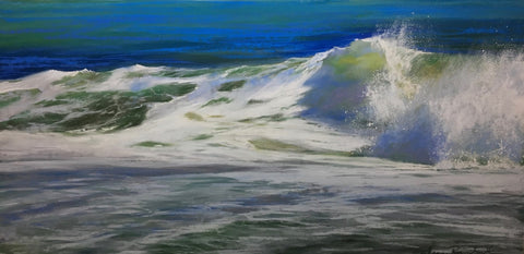 *SOLD* 'SEA CHANGE' BY JEANNE ROSIER SMITH
