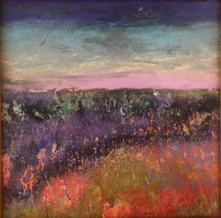 *SOLD* 'SPRING MARSH' BY EVE MILLER