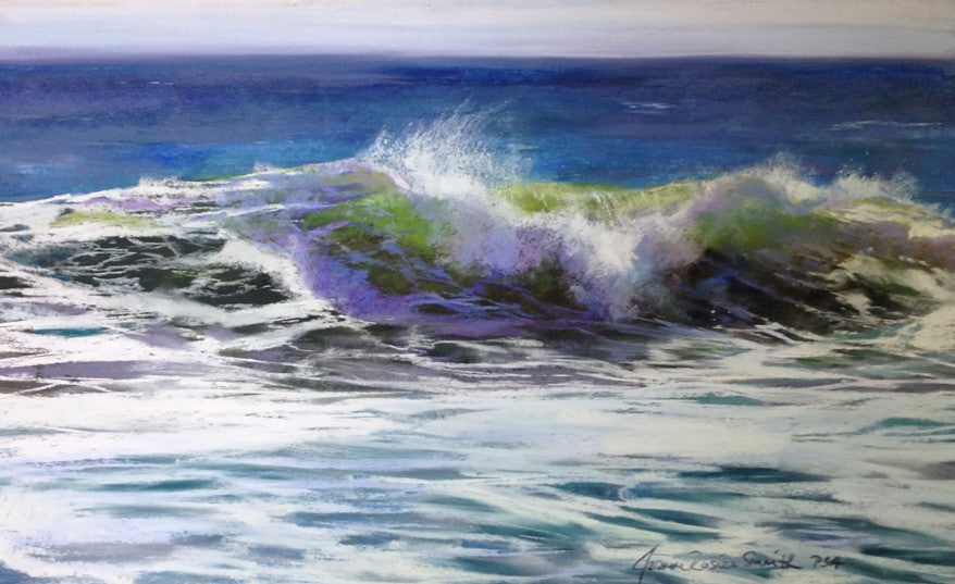 *SOLD* 'SEA BREEZE' BY JEANNE ROSIER SMITH
