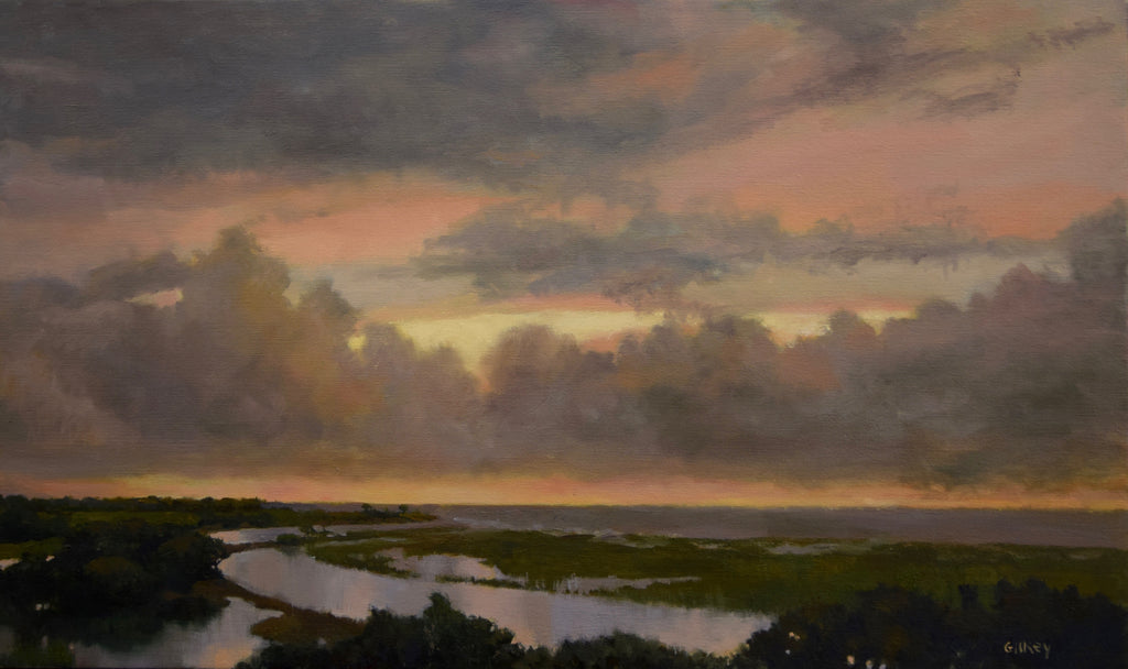 """THE LOW COUNTRY"" BY SUE GILKEY"