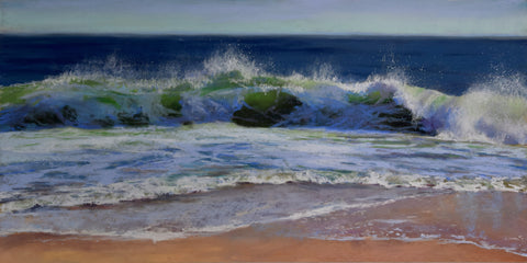 *SOLD* 'TURNING POINT' BY JEANNE ROSIER SMITH
