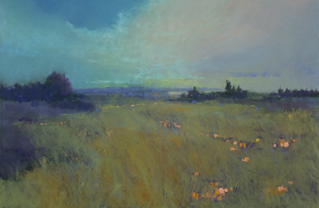 'CLOSING LIGHT' BY ANNA WAINRIGHT