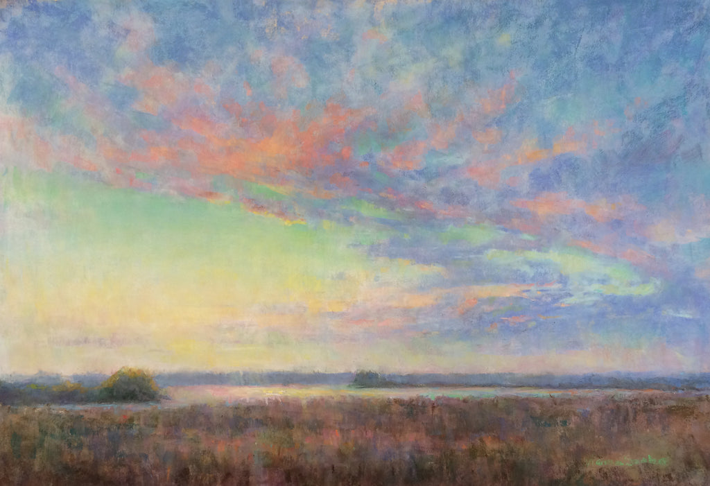 """LOW COUNTRY LIGHTS"" BY VIANNA SZABO"
